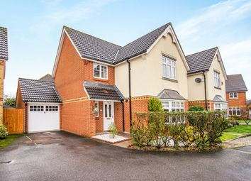 Thumbnail 4 bed detached house for sale in Johnson Road, Emersons Green, Bristol