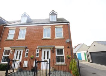 Thumbnail 3 bed semi-detached house for sale in The Shearings, Old Town, Swindon