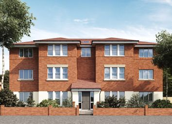 Thumbnail 2 bed flat for sale in Sundon Park Road, Luton