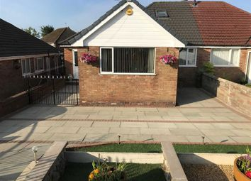 Thumbnail Semi-detached bungalow for sale in Conway Drive, Billinge