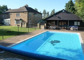Thumbnail 5 bedroom detached house for sale in Wiggenhall St Germans, Nr Kings Lynn - Norfolk
