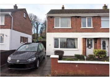 Thumbnail 3 bed semi-detached house for sale in The Crescent, Belfast
