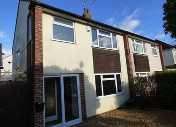 Thumbnail 3 bed semi-detached house to rent in Woodend Road, Frampton Cotterell, Bristol