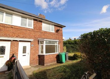 Thumbnail 3 bed semi-detached house to rent in Nearcroft Road, Wythenshawe, Manchester
