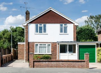 Thumbnail 3 bed detached house for sale in Campbell Road, Woodley, Reading