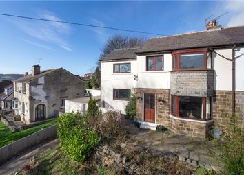 Thumbnail 4 bed semi-detached house for sale in Gilstead Lane, Gilstead, West Yorkshire