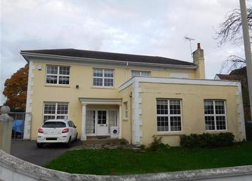Thumbnail 3 bed detached house for sale in Branksea Avenue, Hamworthy, Poole