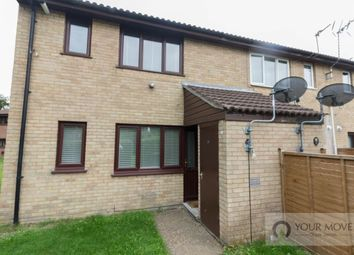 Thumbnail 1 bed flat for sale in Wentworth Way, Lowestoft