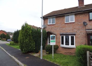 Thumbnail 3 bed property to rent in Manor View, St Austell, Cornwall