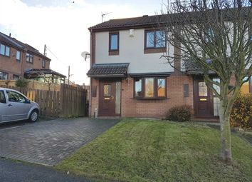 Thumbnail 3 bed end terrace house for sale in Hollowdene, Station Road, Hetton Le Hole
