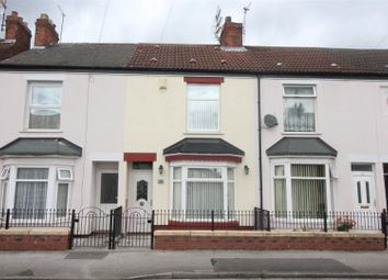 Thumbnail 3 bedroom terraced house for sale in Airlie Street, Hull