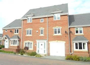 Thumbnail 4 bedroom town house to rent in Topliss Way, Leeds