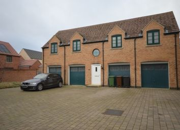 Thumbnail 3 bed detached house to rent in Southwick Mews, Priors Hall, Corby