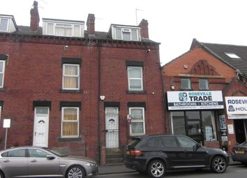 Thumbnail 4 bedroom terraced house to rent in Roseville Road, Leeds