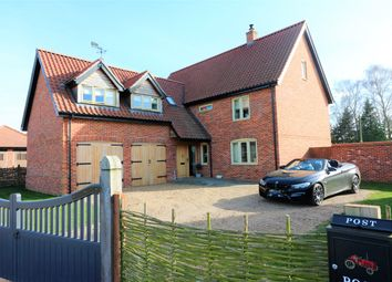 Thumbnail 5 bedroom detached house for sale in George Crescent, East Harling