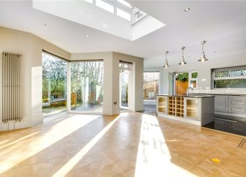 Thumbnail 5 bed detached house for sale in Coverdale Road, Brondesbury Park, London