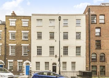 Thumbnail 1 bed flat for sale in Whitfield Street, London