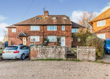 Thumbnail 4 bed semi-detached house for sale in The Green, Bodiam, Robertsbridge, East Sussex