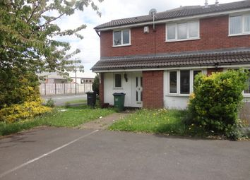 Thumbnail 2 bedroom end terrace house to rent in Winchester Close, Rowley Regis