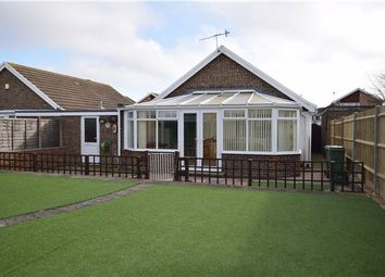 Thumbnail 2 bed detached bungalow for sale in Thackeray Close, Eastbourne