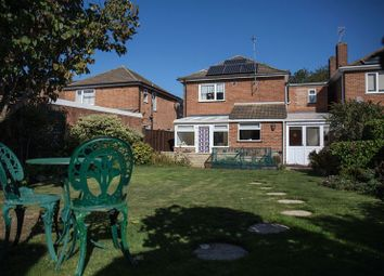 Thumbnail 4 bed detached house for sale in Mace Road, Peterborough