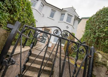 Thumbnail 3 bed end terrace house for sale in Manor Crescent, Gourock Inverclyde