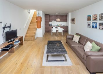Thumbnail 2 bed flat to rent in West Hampstead Mews, London