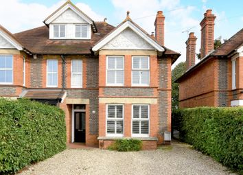 Thumbnail 4 bed semi-detached house for sale in Bath Road, Thatcham