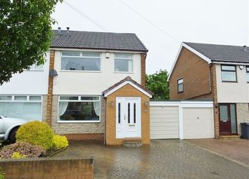 Thumbnail 3 bed semi-detached house for sale in Tollbar Road, Gleadless, Sheffield