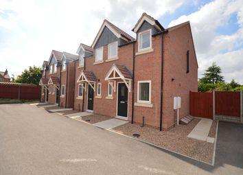 Thumbnail 2 bed terraced house to rent in Mill Lane, North Hykeham, Lincoln