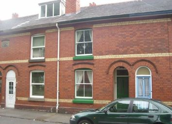 Thumbnail 2 bed terraced house to rent in Daws Road, Hereford
