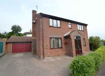 Thumbnail 4 bed detached house for sale in Hamerton Road, Hunmanby, Filey, North Yorkshire