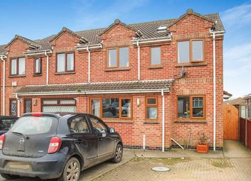 Thumbnail 3 bed semi-detached house for sale in Beatrice Way, Chapel St Leonards, Skegness