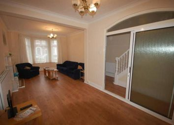 Thumbnail 3 bed terraced house to rent in Roseberry Gardens, Harringay, London