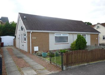 Thumbnail 2 bed semi-detached bungalow to rent in Chestnut Grove, Larkhall