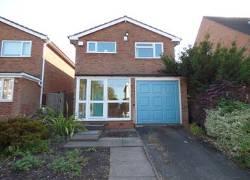 Thumbnail 3 bed detached house to rent in Wentworth Road, Harborne, Birmingham