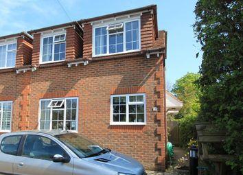 Thumbnail 2 bedroom semi-detached house for sale in Kingsley Court, Wadhurst, East Sussex
