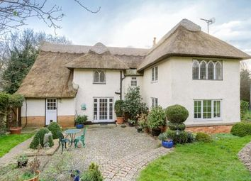 Thumbnail 4 bed detached house for sale in Village Road, Bromham, Bedford, Bedfordshire