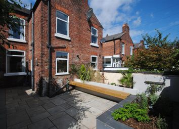 Thumbnail 2 bed terraced house to rent in Warburton Street, Stockton Heath, Warrington