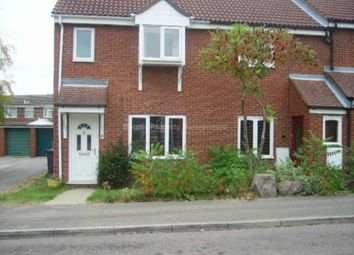 Thumbnail 3 bed semi-detached house to rent in Cumberland Way, Eynesbury, St. Neots