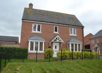 Thumbnail 3 bed detached house to rent in Villa Road, Chilton, Didcot