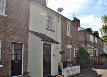 Thumbnail 2 bedroom terraced house for sale in Trinity Street, Bishop's Stortford