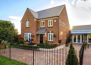 "Thumbnail 4 bed detached house for sale in ""Westbury"" at St. Lukes Road, Doseley, Telford"