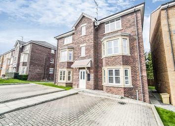 Thumbnail 2 bed flat for sale in Fairview Gardens, Stockton-On-Tees