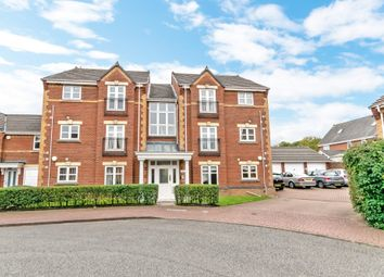 Thumbnail 2 bed flat for sale in Bourchier Way, Grappenhall Heys, Warrington