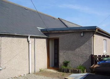Thumbnail 2 bed terraced bungalow to rent in Hugh Street, Balintore, Tain