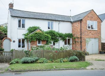 Thumbnail 3 bed detached house for sale in Main Street, Gawcott, Buckingham