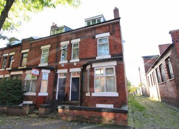 Thumbnail 8 bed terraced house for sale in Hamilton Road, Manchester