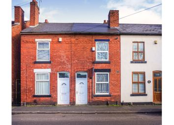 Thumbnail 2 bed terraced house for sale in Field Road, Walsall