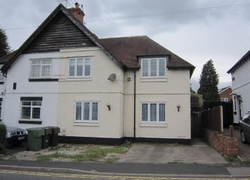 Thumbnail 2 bed property for sale in Old Birmingham Road, Lickey End, Bromsgrove